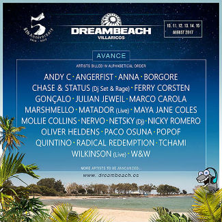 DREAMBEACH  2017
